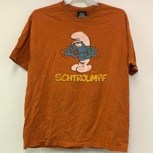 The Smurfs Tshirt